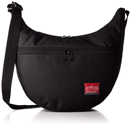Manhattan Portage 6056: Blk - Black Shoulder Bag For Woman