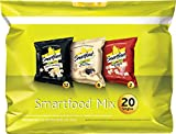 Gourmet Food : Smartfood Popcorn Yellow Variety Pack, 20 Count