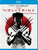 The Wolverine [Blu-ray + DVD + Digital Copy]