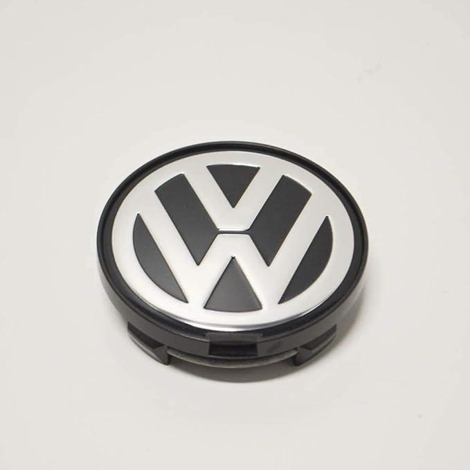 Neu Original Volkswagen Leichtmetallfelge Mitte Radkappe Logo 56MM Satz 4 Mengen