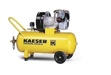 Pantalla Kaeser 450/90 W para taller compresor de aire comprimido