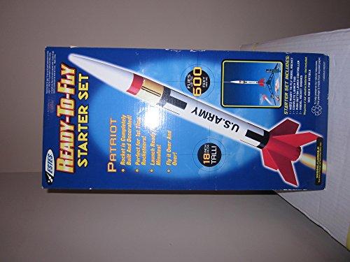 Estes 1843 Patriot Flying Model Rocket Starter Set without Engines by Estes (Image #2)