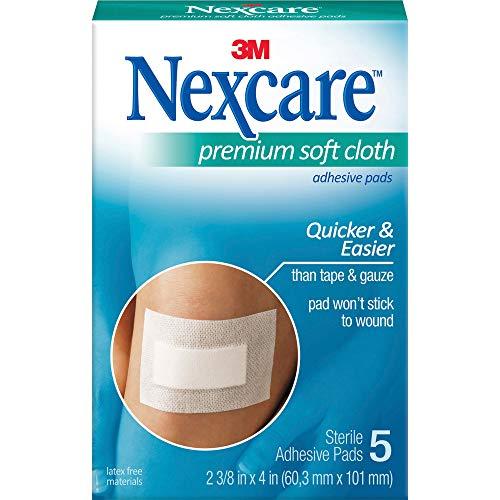 MMMH3564 - Nexcare Soft Cloth Premium Guaze Pad (Soft Nexcare Cloth)