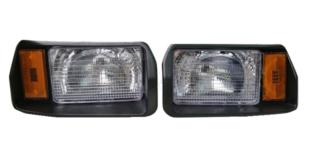 Dr Accessories Club Car DS Factory Size /& Fit Passenger /& Driver Headlights 101988002 101988001