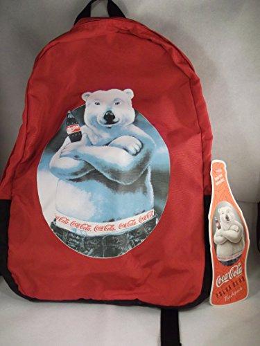 nos-1996-coca-cola-coke-polar-bear-backpack-book-bag-denier-nylon-18-x-13