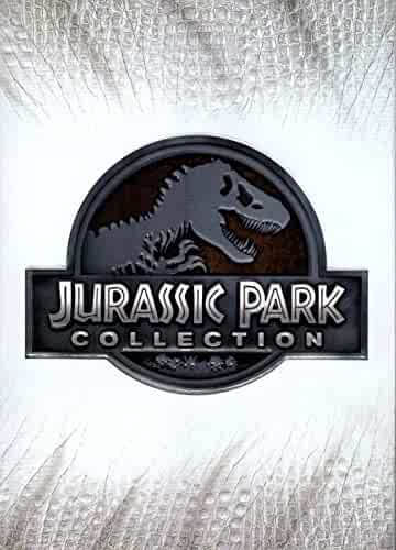 Jurassic Park Collection: (DVD, 2015, 6-Disc Set) Includes All 4 Movies!