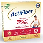 ActiFiber Natural Weight Control – Fiber Nutrition with Prebiotic | Weight Loss Product for Women | Supports Healthy…