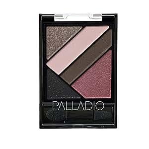 Palladio Silk FX Eyeshadow Palette, Burlesque