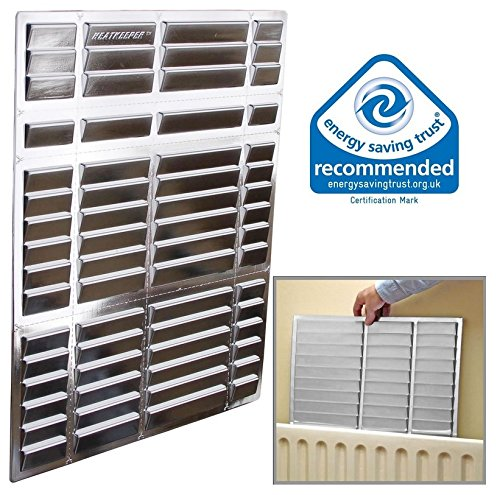 Heatkeeper Energy Saving Radiator Panels - 5 pack