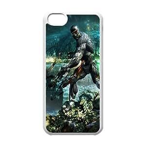 Crysis 3 Poster Artwork iPhone 5c Cell Phone Case White DIY present pjz003_6457841