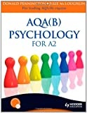 AQA(B) Psychology for A2, Joan Stimson and Mark Chambers, 034097351X