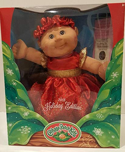 Cabbage Patch Kids 2018 Holiday Collection - 14 inch
