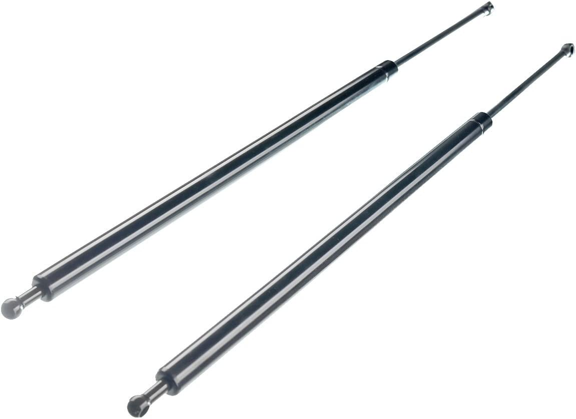 2pcs Rear Trunk Gas Charged Lift Supports Struts for Jeep Grand/ Cherokee 2011-2017 without Power Liftgate