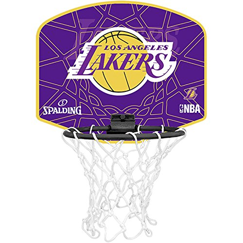 Spalding Basketball Team L A Lakers Pelota de baloncesto color multicolor talla
