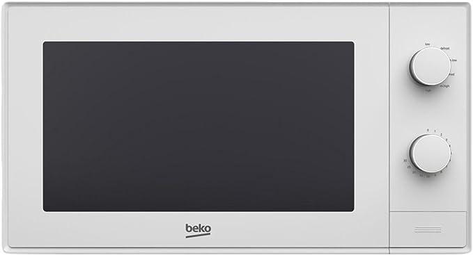 Beko MOC20100W Encimera 20L 700W - Microondas (Encimera, 20 L, 700 ...
