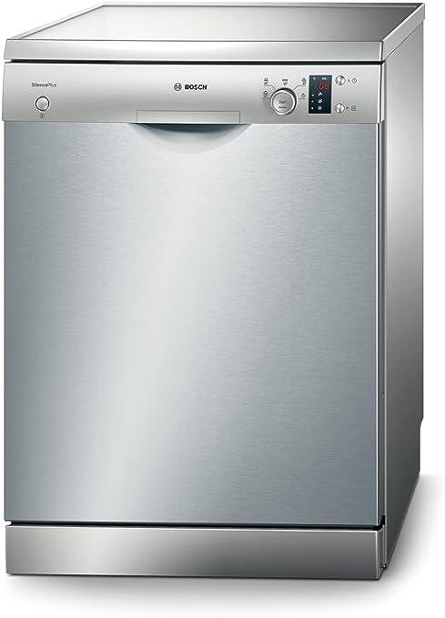 Bosch SMS50E28EU - Lavavajillas Sms50E28Eu Con Media Carga: Amazon ...