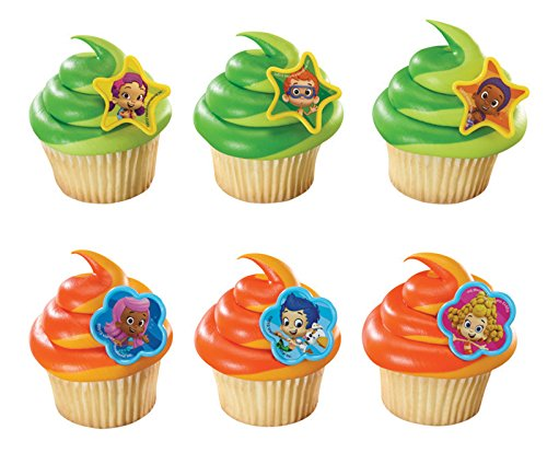 Bubble Guppies Rings -