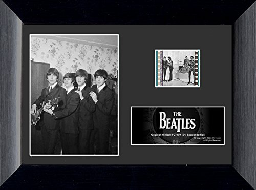 Trend Setters Beatles-S4 Minicell Film Cell - Collectible Beatles