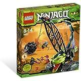 LEGO Ninjago Set #9457 Fangpyre Wrecking Ball