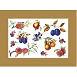 Royal Worcester Evesham Gold Cotton Placemat Single