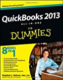 QuickBooks 2013 All-in-One for Dummies, Stephen L. Nelson, 111835639X