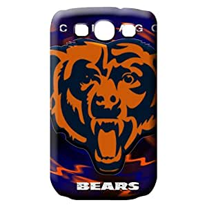samsung galaxy s3 Series Hot Style Durable phone Cases phone carrying shells chicago bears