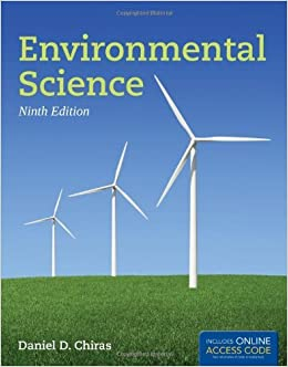 Book Environmental Science by Daniel D. Chiras (2012-02-15)