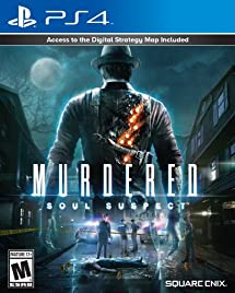 Murdered: Soul Suspect - PS4 [Digital Code]