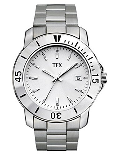 TFX by Bulova Stainless Steel Bracelet Watch Unisex 36B101