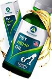 Animalest - Hemp Oil Dogs Cats - 1250 Mg - Relief Dog Cat Hemp Oil Calming Treats - Pets Anxiety...