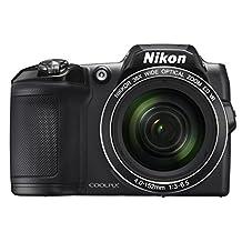 NIKON  L840 BLACK 16.1Digital Camera  (Black)