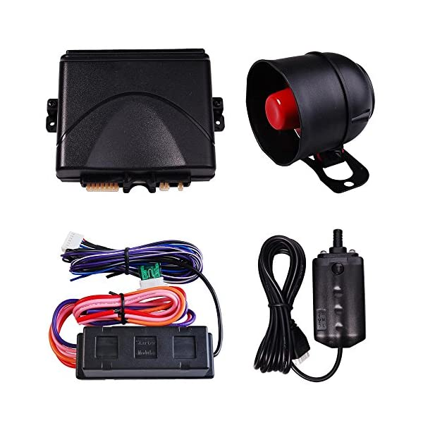 Yescom 2 Way LCD Remote Security Paging Car Alarm Anti Theft Security System