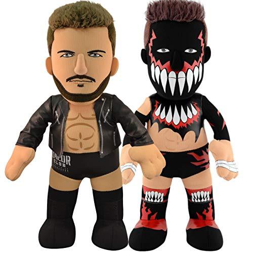 WWE Finn Balor Bundle: Finn Balor Times Two-10 Plush Figures by Bleacher Creatures