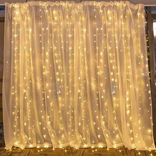 Indoor Led Curtain Lights in US - 6