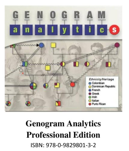 Price comparison product image Genogram and Ecomap Application - Professional Edition V 6.1.2