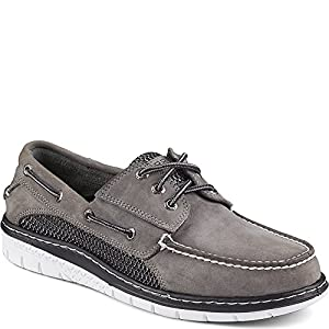Sperry Top-Sider Men's Billfish Ultralite Boat Shoe, Grey, 13 Medium US