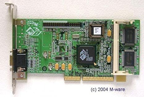 AGP - Tarjeta gráfica ATI 3d Rage Pro Turbo id3138: Amazon ...