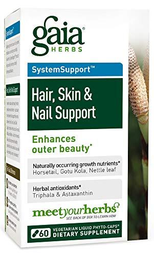 Skin & Nail Support Pro Liquid Phyto-caps 60 Capsules