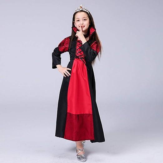 Halloween - Disfraz De Vampiresa Gótica para Niña Bola De ...