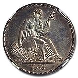 1836 Gobrecht Liberty Seated Dollar Proof-64 NGC (J-58) $1 PR-64 NGC