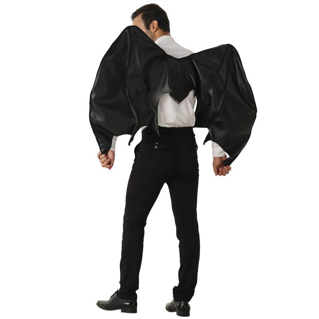 Amazon.com: Dermanony - Alas de Halloween para disfraz ...