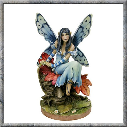 - Figurine Linda Ravenscroft A Touch Of Frost Butterfly Fairy Statue Otherworld Collection