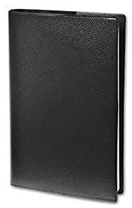 Quo Vadis Impala President Civilian Spiral Diary - Weekly - 21cm x 27cm.  Black. Year 2018.