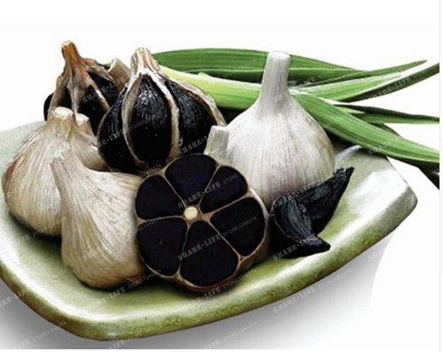 New Rare Black Garlic 100+ Seeds