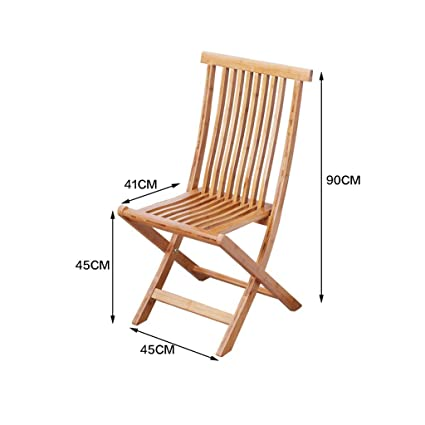 Super Amazon Com Lpymx Chair Solid Bamboo Simple Backrest Chair Uwap Interior Chair Design Uwaporg