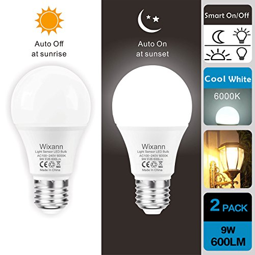 Led Light Bulb With Photocell in Florida - 3