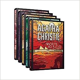 Agatha Christie 1 - Kit com 5 Volumes - 9788595080249