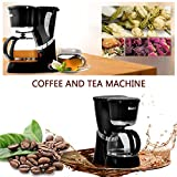 Tea Maker Anti-Dry Burning Coffee Maker, Full - Automatic Coffee Maker for Office Home