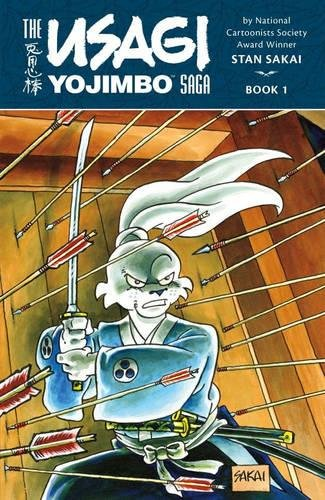 Usagi Yojimbo Saga Volume 1