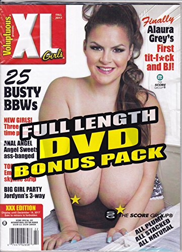 Voluptuous Xl Girls Magazine No 322